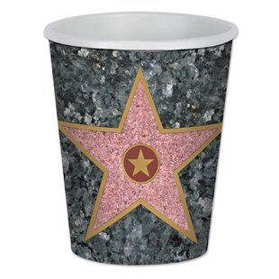 Awards Night Star Paper Disposable Cup