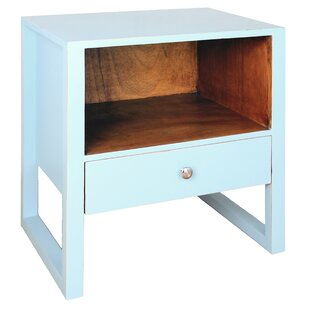 Edith End Table by Porthos Home