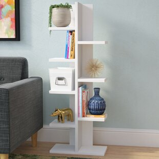 Broadmoor Standard Bookcase by Ebern Designs Wonderful