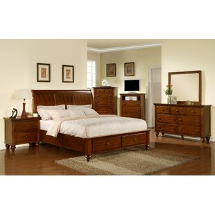 Darby Home Co Verrett Platform Configurable Bedroom Set