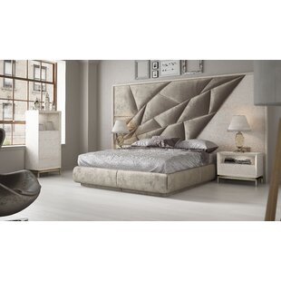 King Platform 4 Piece Bedroom Set