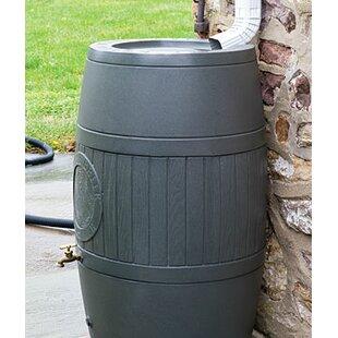 54 Gallon Rain Barrel by Spruce Creek RainSaver