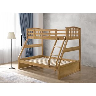 Elula Single Bunk Bed With Drawer By Harriet Bee
