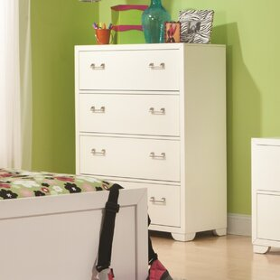 Great Price Clarksville 4 Drawer Chest by Latitude Run Reviews (2019) & Buyer's Guide