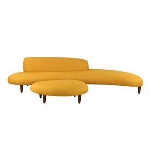 Potvin Sofa and Ottoman Set