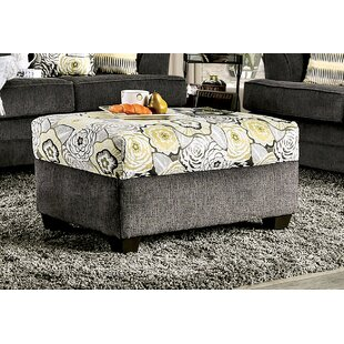 Rozanne Tufted Ottoman by Latitude Run