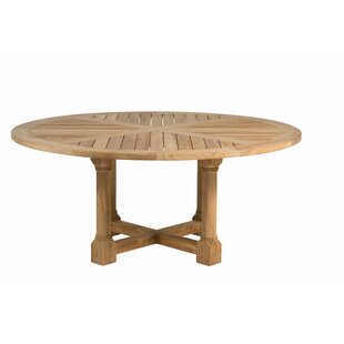 Lakeshore Teak Dining Table by Summer Classics