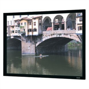 Compare & Buy Imager Black Fixed Frame Projection Screen By Da-Lite