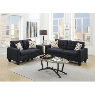 Blythdale 2 Piece Living Room Set by Ebern Designs