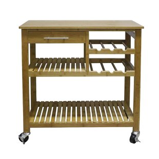 Burgess Kitchen Trolley By Brambly Cottage