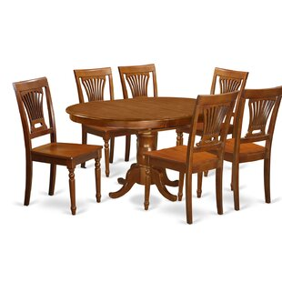 Portland 7 Piece Extendable Dining Set