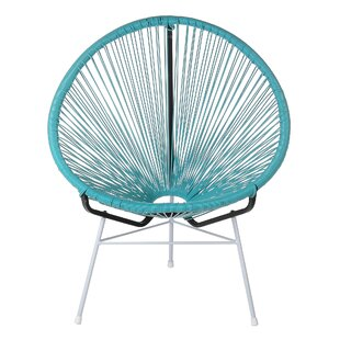 Maya Acapulco Woven Basket Patio Chair