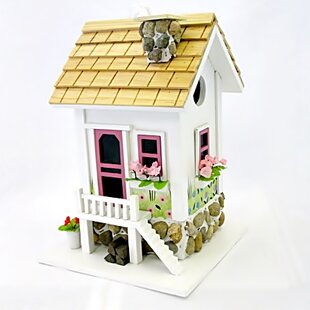 Home Bazaar Hatchling Series May 10 in x 7 in x 7 in Birdhouse