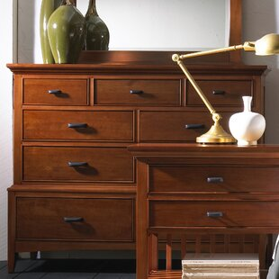 Benita 9 Drawer Media Dresser by World Menagerie Best Choices