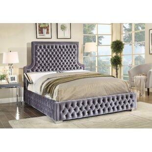 Jamarion Upholstered Platform Bed by Everly Quinn