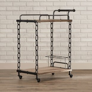 17 Stories Chiron Bar Cart