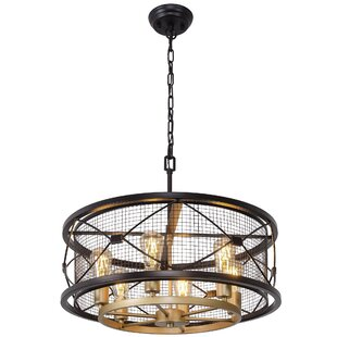 Crase 6-Light Pendant By 17 Stories Ceiling Lights