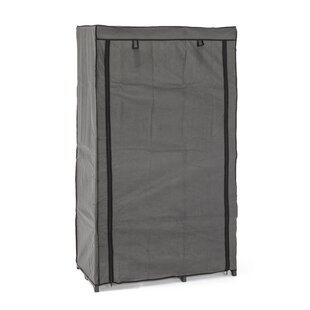 96cm Wide Portable Wardrobe By Symple Stuff