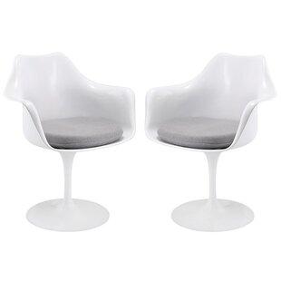 Langley Street Julien Upholstered Dining Chair (Set of 2)