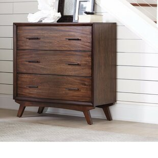 Damien 3 Drawer Accent Chest