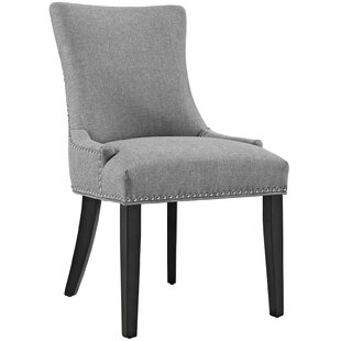 Great Price Enfield Upholstered Dining Chair (Set of 4) by Red Barrel Studio Reviews (2019) & Buyer's Guide