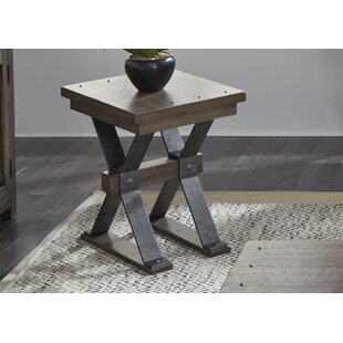 Pyburn End Table by Gracie Oaks