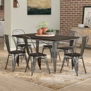 Pullman 7 Piece Dining Set Trent Austin Design