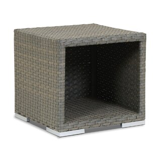 Majorca Wicker Side Table