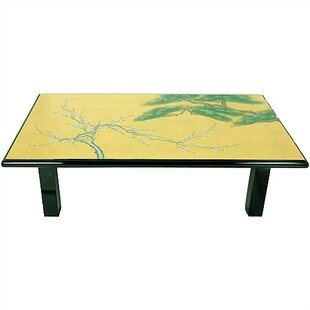 Top Reviews Maurice Coffee Table by World Menagerie