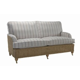 Aliyah 3 Seater Conservatory Sofa By Beachcrest Home