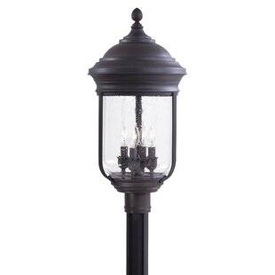 Compare Amherst Outdoor 3-Light Lantern Head By Great Outdoors by Minka