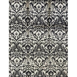 Compare One-of-a-Kind Handwoven 9' x 11'11 Gray/Black Area Rug By Bokara Rug Co., Inc.