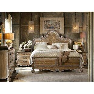 Hooker Furniture Chatelet Panel Configurable Bedroom Set