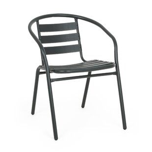 Alaki Stacking Garden Chair By 17 Stories
