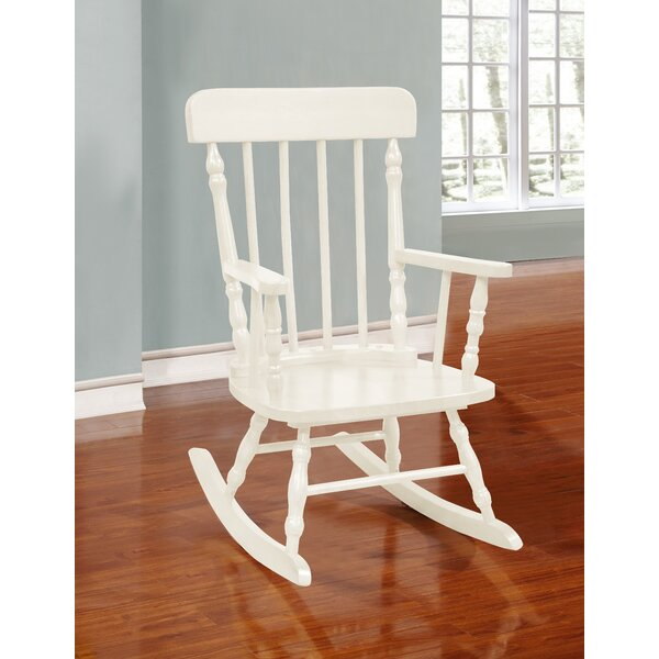 Fine Kids Wooden Rocking Chair Wayfair Ocoug Best Dining Table And Chair Ideas Images Ocougorg