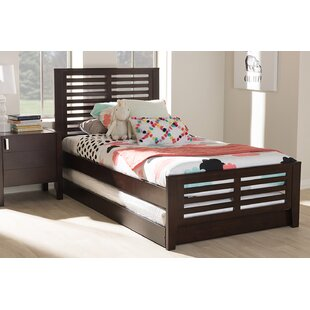 Bellana Twin Bed with Trundle