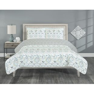 Galusha Reversible Quilt Set