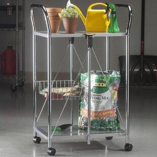 Serving Bar Cart by Miles Kimball