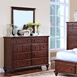 Alcott Hill Hoisington 5 Drawer Dresser with..