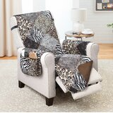 T-Cushion Recliner Slipcover by World Menagerie