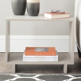 Schulte End Table by Ivy Bronx