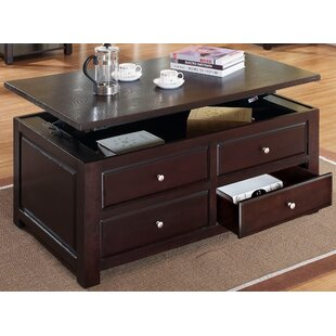Nagle Coffee Table with Lift Top by Andrew Home Studio