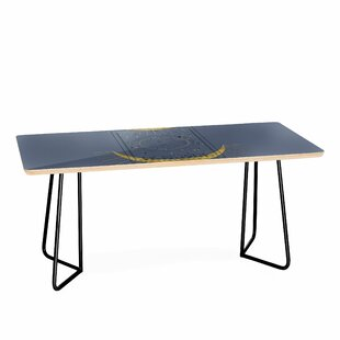 Bargain World Tarot Coffee Table by East Urban Home Reviews (2019) & Buyer's Guide