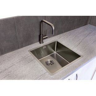 Fantastic Black Stainless Steel Kitchen Sinks Youll Love Wayfair Co Uk Download Free Architecture Designs Intelgarnamadebymaigaardcom