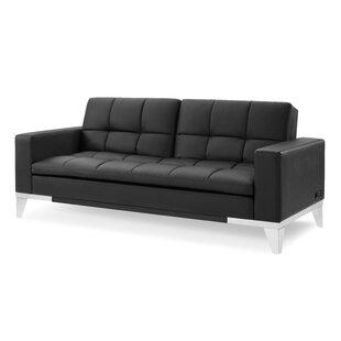 Wade Logan Spartan Convertible Sofa