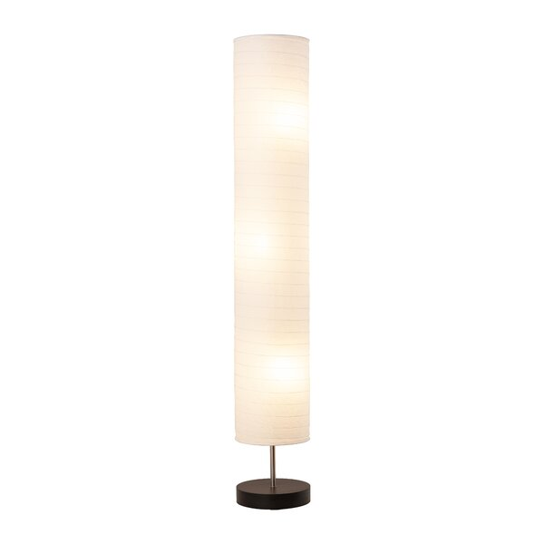 Breahanna 61 Column Floor Lamp by Latitude Run®