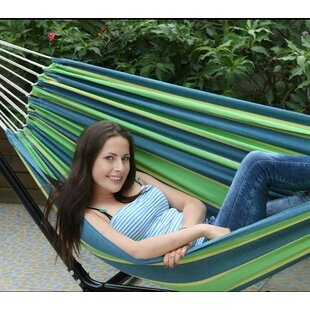 Smart Living Brazilian Cotton and Polyester Hammock