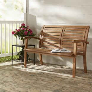 Willis Wooden Bench Image