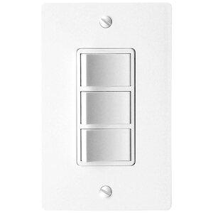 Combination 3-Function Fan Switch