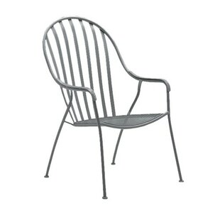Valencia Stackable High Back Patio Chair